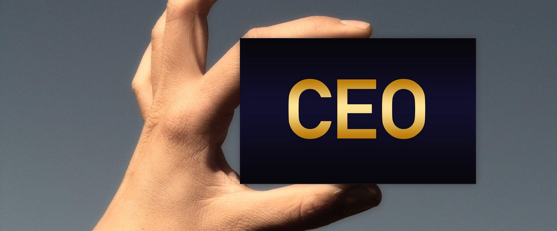 La fonction de CEO, mythes et réalités